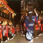 13-103 西馬音内盆踊り