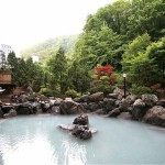 13-208 温泉デパート登別温泉と洞爺湖・道南めぐり